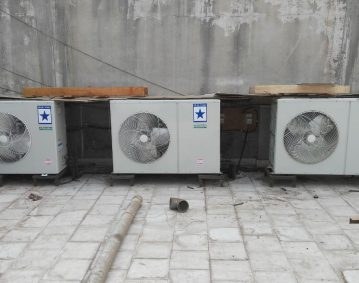 inverter ducted machine odus