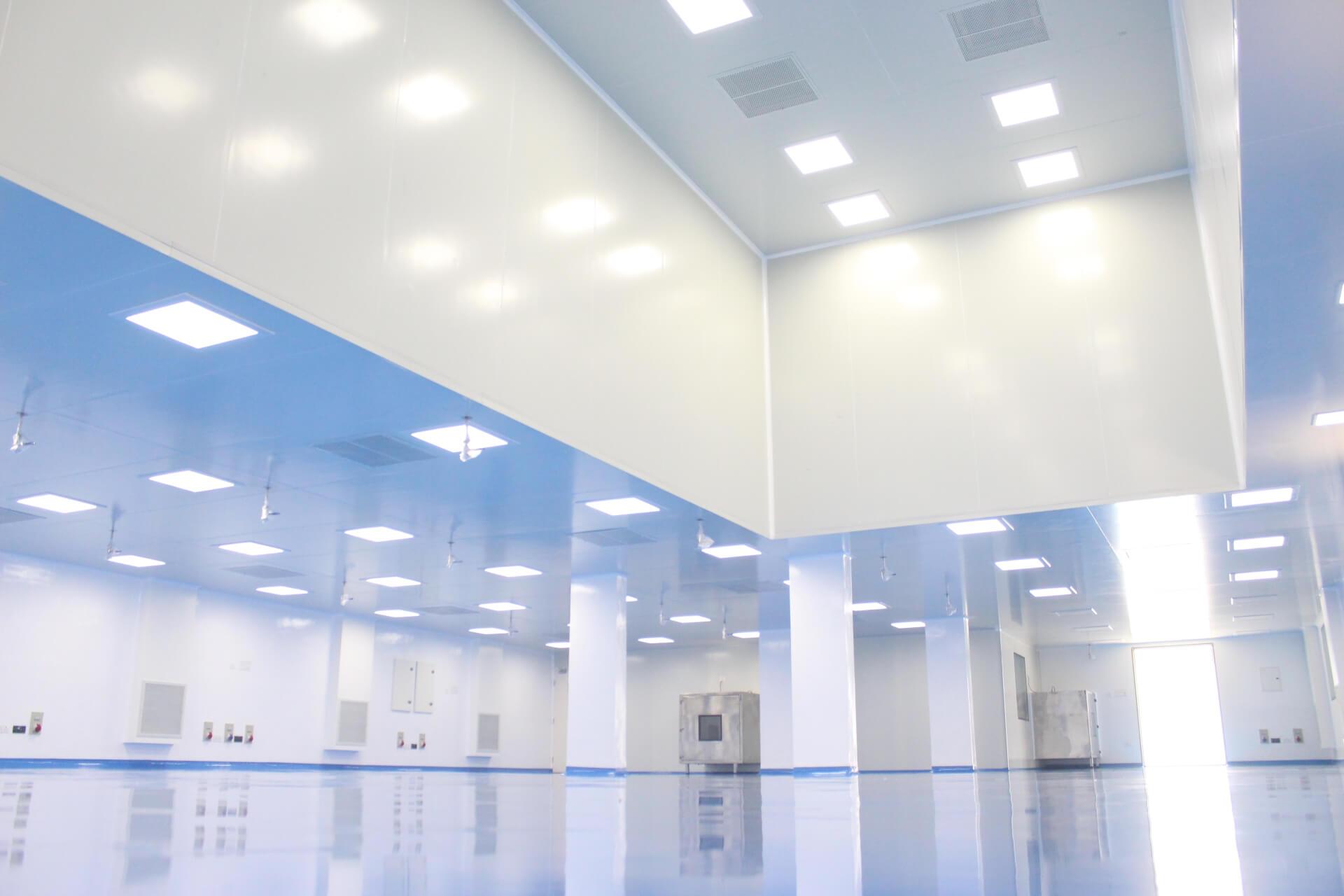 modular+cleanroom+ceilings