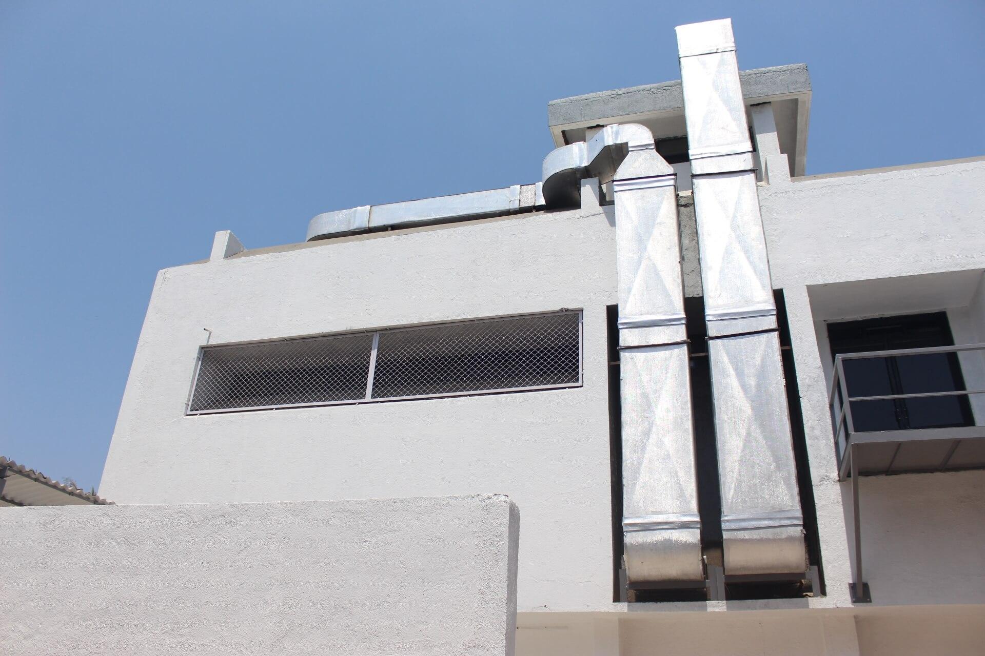 HVAC-Installation