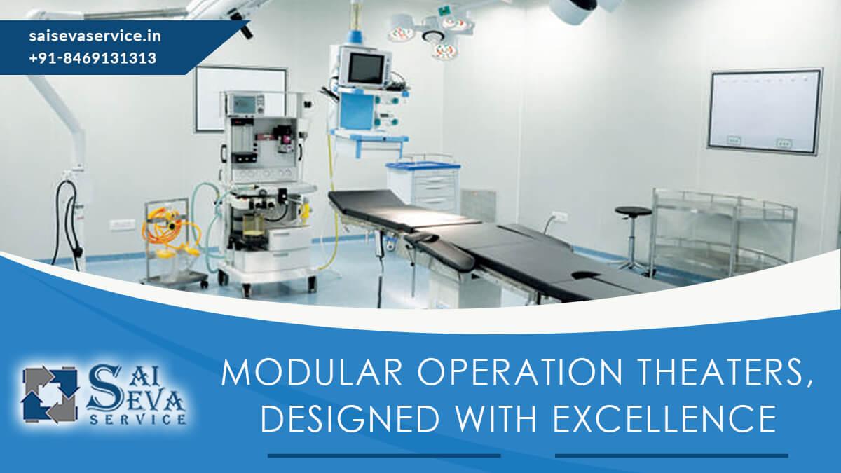 Modular Operation Theater
