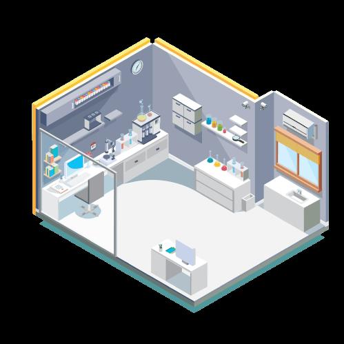 modular-cleanroom-3d