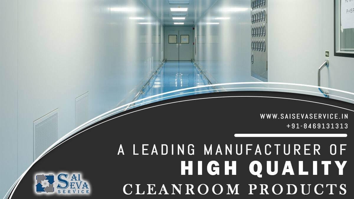 modular cleanroom manufacturer